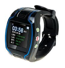 Realtime GPS Tracker Watch with GSM/GPRS and SOS function (TK109)